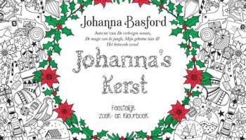 Johanna's kerst feestelijk zoek- en kleurboek – Johanna Basford
