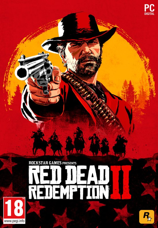 Red Dead Redemption 2 (Code in a Box) - PC