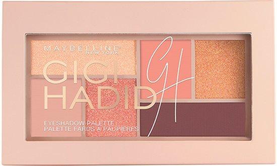Maybelline Gigi Hadid Eyeshadow Palette - 15 Warm - Oogschaduw pallet