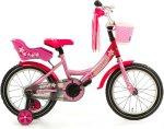 meisjes fiets 16 inch