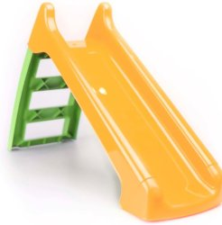 Paradiso Toys First Slide 100 cm oranje T02423