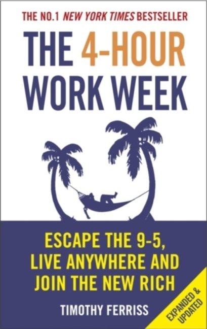Afbeeldingsresultaat voor the four hour workweek