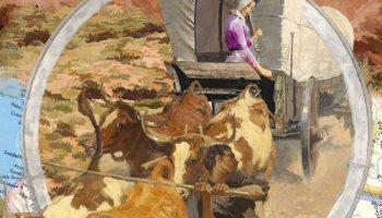 Goudkoorts (Het ongetemde Amerika #4) – Gerben Graddesz Hellinga