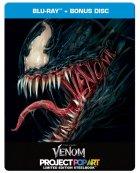 Venom Steelbook Special Edition Blu-Ray recensie