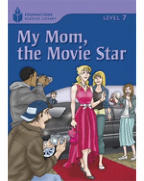 bol.com | My Mom, the Movie Star, Rob Waring & Maurice ...