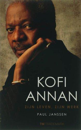 Kofi Annan Paul Janssen