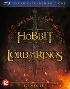 Lord of the Rings Hobbit box set in Blu-Ray