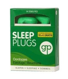 Get Plugged Sleep Plugs - 7 paar - Oortjes