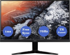 Acer KG271bmiix - Gaming Monitor
