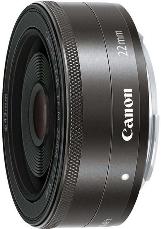 Canon EF-M 22mm