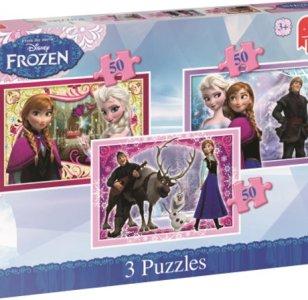 Frozen puzzles