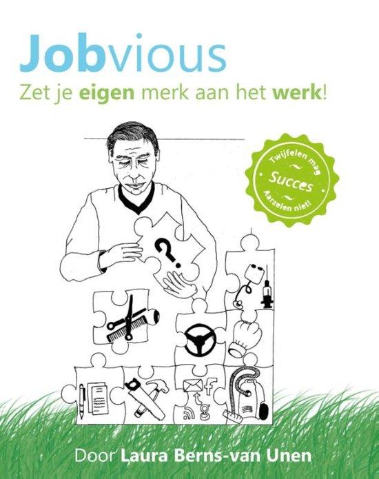 Jobvious Boek omslag