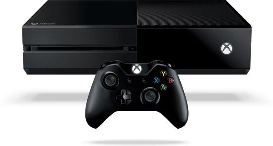 Microsoft Xbox One Console 500GB Zwart