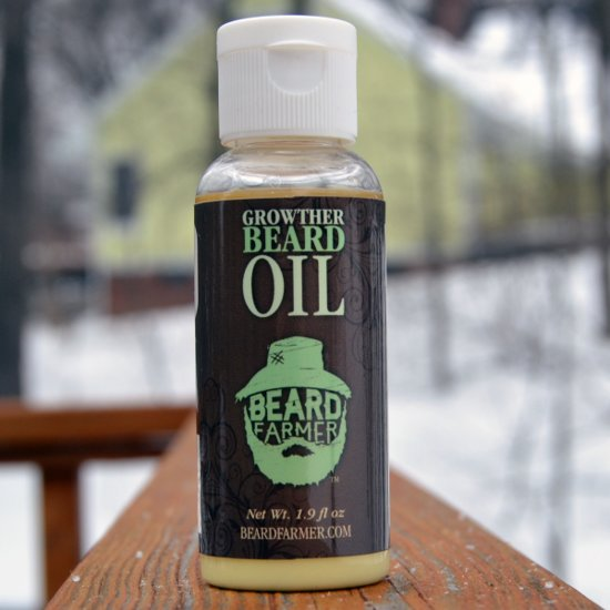 Growther Beard Oil