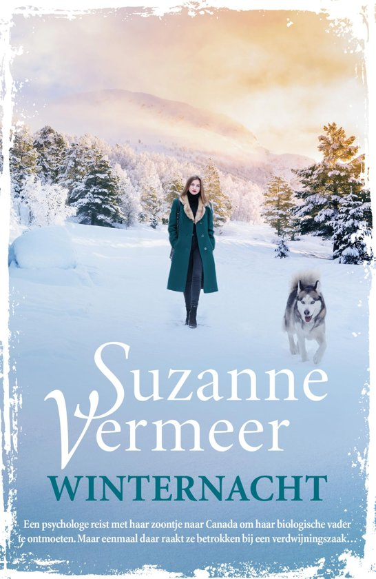Winternacht Boek omslag