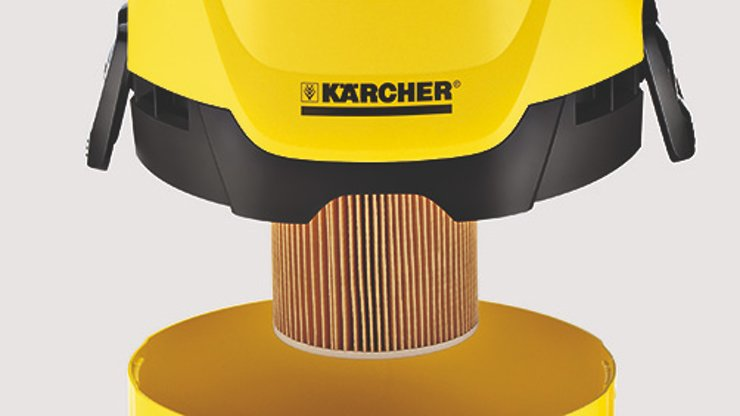 Karcher WD 3 filterpatroon