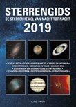 Sterrengids 2019. De sterrenhemel van nacht tot nacht