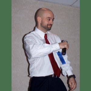 Adam Bullock , NASM Elite Trainer