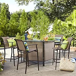 Outdoor Patio Furniture   Sears Bar Sets