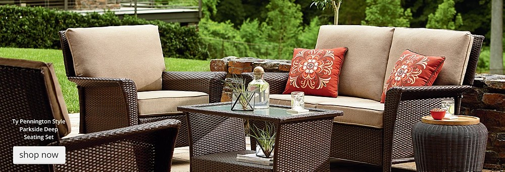 Ty Pennington & Sears Outdoor Living