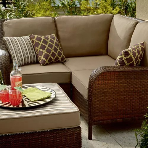 how to clean outdoor cushions patio furniture How to Clean Patio Furniture Cushions - Sears
