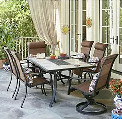 Outdoor Patio Furniture   Patio Furniture Sets   Kmart Dining Sets