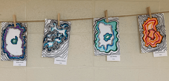 Geodes by 4th Grade!