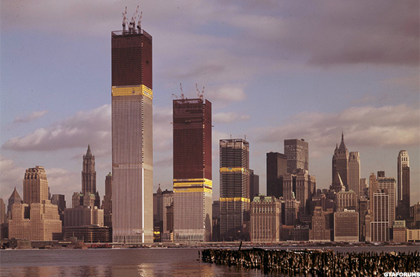 On 9/11, 12 Before and After Photos Depicting the World ...