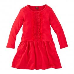 Tea Collection Annika Ruffle Skirted Dress