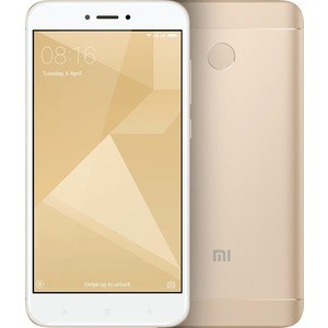Смартфон Xiaomi Redmi 4X 16GB/2GB Gold