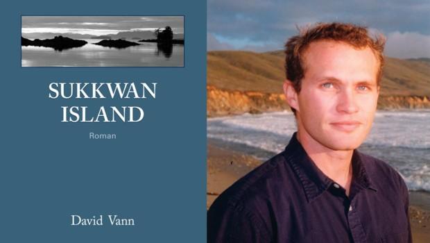 Sukkwan Island de David Vann, éditions Gallmeister