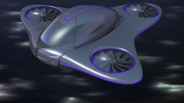ADAV voiture volante