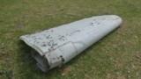 MH370 disparu : le débris retrouvé à la Réunion semblable à celui d'un Boeing 777, les images