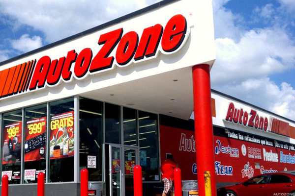 AutoZone Rises as Earnings and Same-Store Sales Top ...