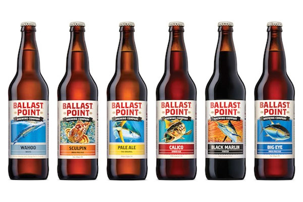 Image result for ballast point beer