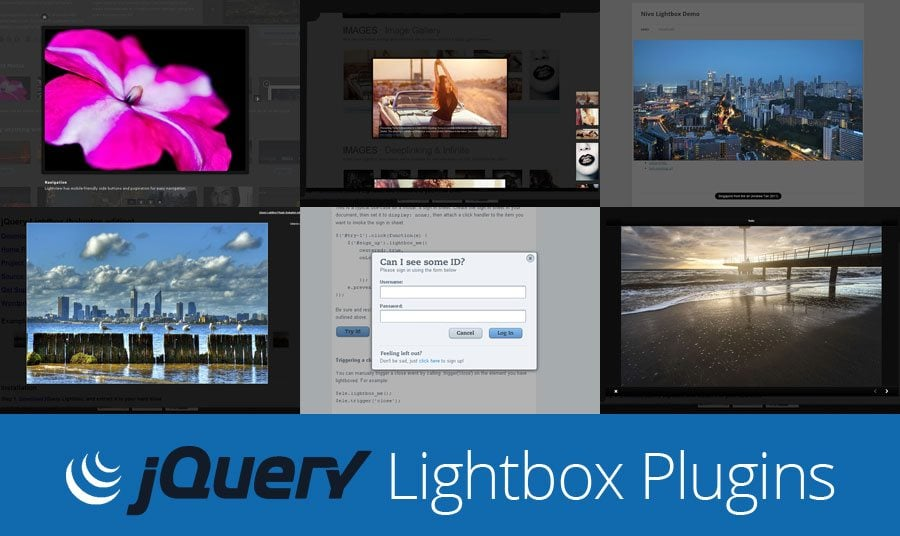 Magnificent Pop-ups: Free jQuery Lightbox Plugins ...