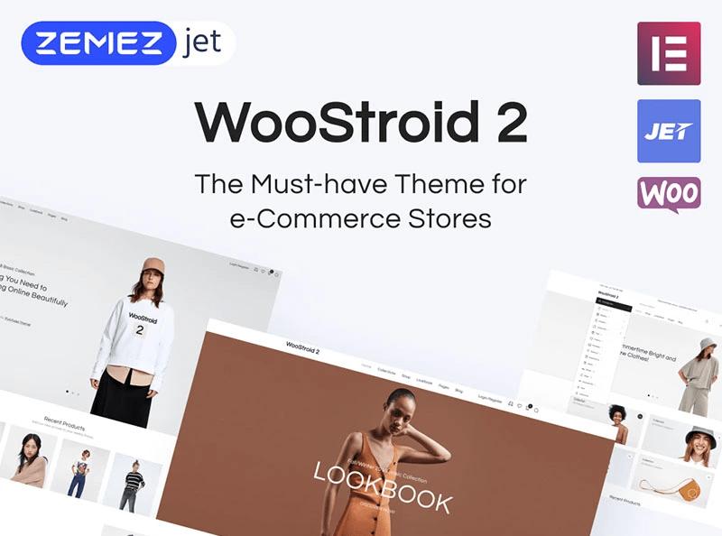 Woostrooid2 WordPress Maintenance