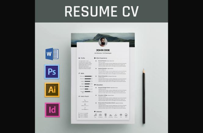 Free Unique Resume Templates Word