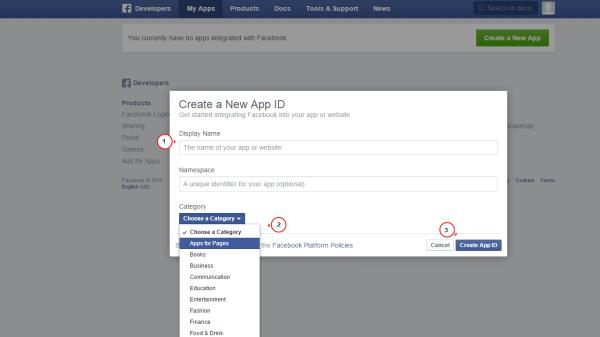 Joomla 3x How to configure Facebook login in quotJoomla