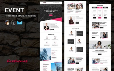 Review request email template #5. Newsletter Templates Newsletter Email Templates Templatemonster