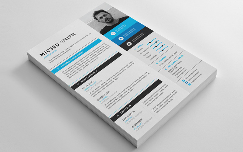 Mechanical troubleshooting, strong organizational, proven in problem solving and customer relations, inventory management. Web Developer Resume Template Free Download Download Web Developer Resume Template