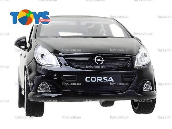 Модель Opel Corsa OPC масштаб 124 Коллекционные