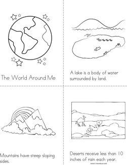 Earth Science Books Twisty Noodle