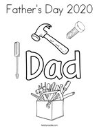 Father S Day Coloring Pages Twisty Noodle