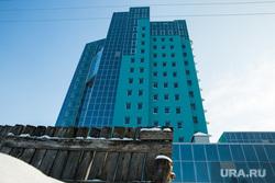 Офис «Газпрома» в центре Сургуте может быть отдан властям ХМАО