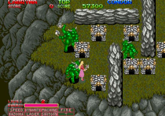 Devil World MAME Games P7