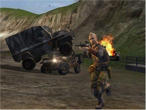 Mercenaries Playground Of Destruction 2005 By Pandemic