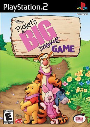 Pooh N64 Game Winnie