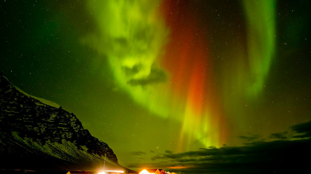 Northern Lights Forecast Alaska
