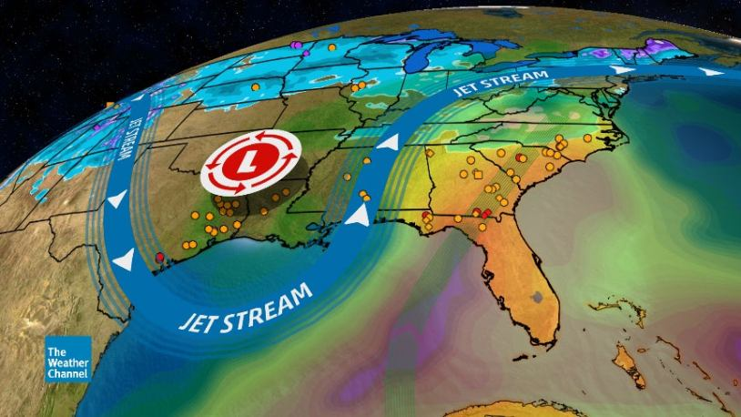 Heavy Rain, Melting Snow Brings Another Flood Threat to ...